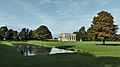 Wrest Park - Bowling Green House across Leg O'Mutton Lake.jpg