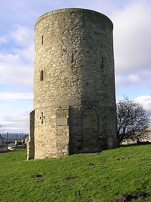 Thomas Wright (astronomer) - Wright's Observatory/Folly at Westerton, County Durham