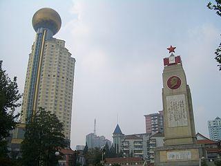 Jiangan District District in Hubei, Peoples Republic of China