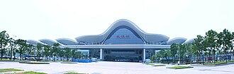 Wuhan railway station - Image: Wuhan railway station 03
