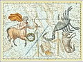 XV. Sagittarius, Scorpius, Corona Australis, Ara, Lupus, Tubus, Norma Regula, Astronomicus.jpg