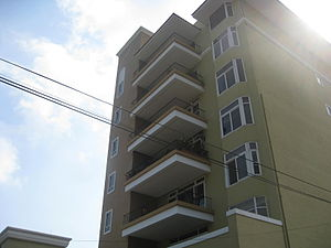 Apartment Building San Salvador Escalon