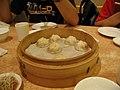 Xiaolongbao by raisin bun at Dintaifung in Taiwan.jpg