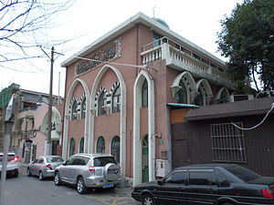 Xiaotaoyuan Mosque - Xiaotaoyuan Mosque for women
