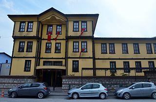 Yılmaz Büyükerşen Wax Museum Wax Museum in Eskişehir, Turkey