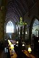 Y Santes Fair, Dinbych; St Mary's Church Grade II* - Denbigh, Denbighshire, Wales 59.jpg