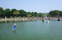 Yachts in pool of Jardin du Luxembourg - Paris, France - panoramio.jpg