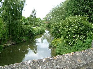 River Beult - River Beult at Yalding