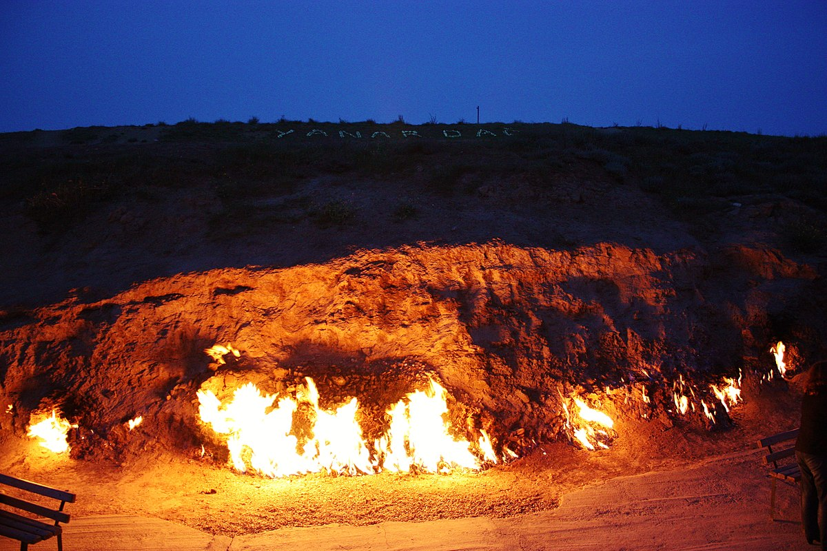 Is Burning Natural Gas A Physical Or Chemical Change