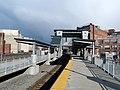 Yawkey station from inbound platform.JPG