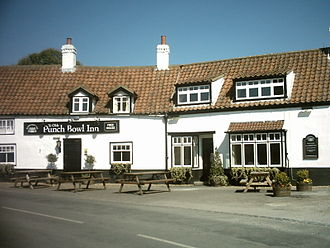 Neil Morrissey - Ye Olde Punch Bowl Inn, the lease of which was part owned by Morrissey