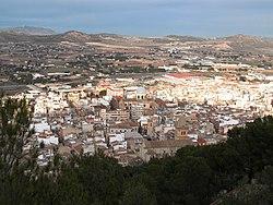 Yecla. Vista desde el Santuario del Castillo 2.JPG
