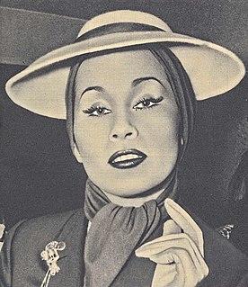 Yma Sumac Peruvian-American soprano