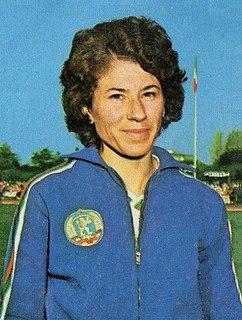 Yordanka Blagoeva Bulgarian high jumper