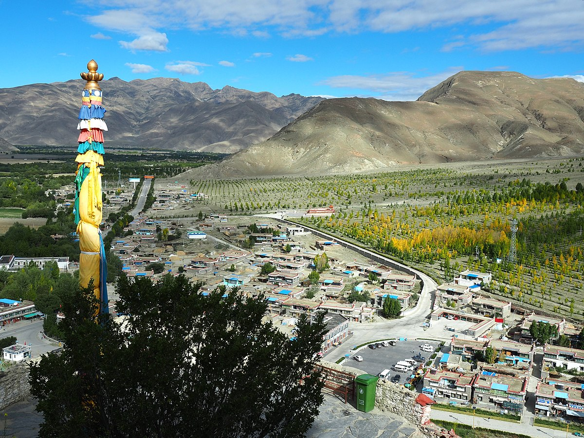 shannan tibet wikipedia