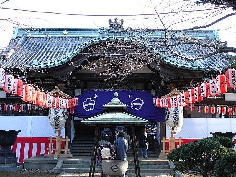 http://upload.wikimedia.org/wikipedia/commons/thumb/e/e9/YutenjiHatsumoude.jpg/800px-YutenjiHatsumoude.jpg