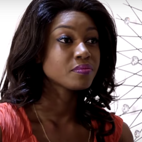 Yvonne Nelson in Sisters at War.png