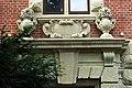 ZUW Szczecin ul. Wały Chrobrego 4 efektowne detale architektoniczne nad wejściem od wschodu.jpg