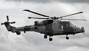 847 Naval Air Squadron - Image: ZZ405 (8071796088)