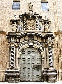 Zaragoza - Iglesia de San Felipe y Santiago el Menor 01.jpg