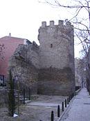 Zaragoza - Muralla Medieval.JPG