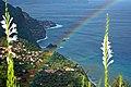 Zauber des Regenbogens über Madeiras Küste. 01.jpg