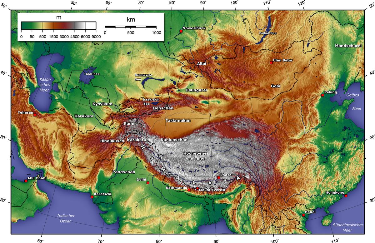 South Central Siberia Wikipedia