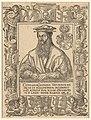 Zentralbibliothek Zürich - Conradus Gesnerus Tigurinus medicus et philosophiae interpres anno aetatis suae XLVIII anno salutis MDLXIIII nonis martis - 000006653.jpg