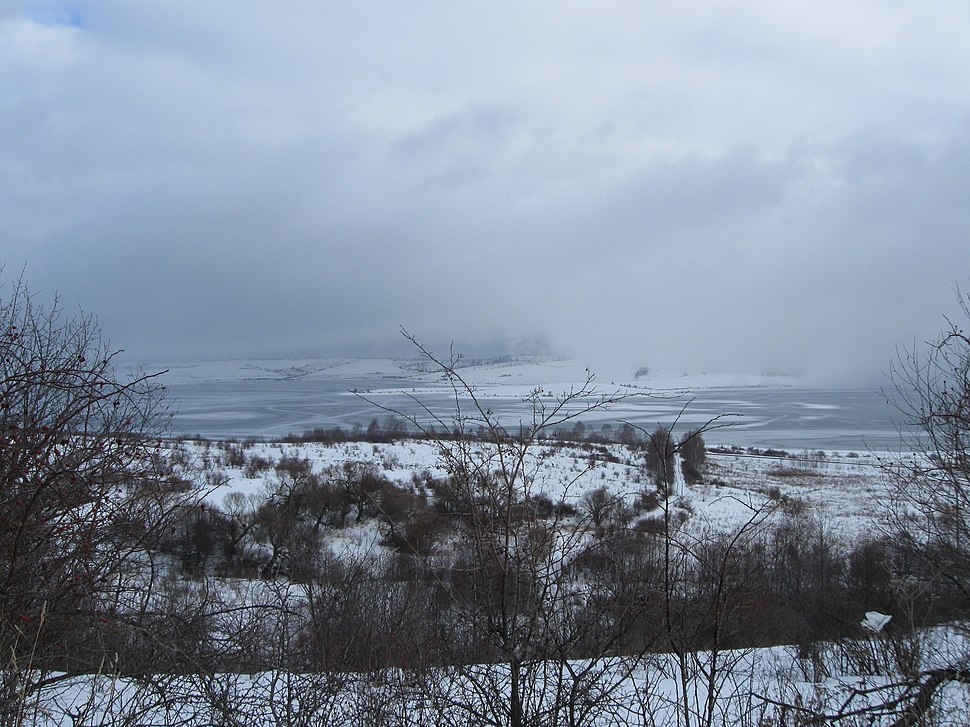 Zima na Vlasini