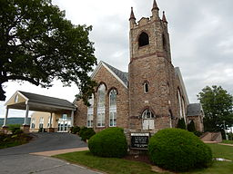 Zion Blue Mountain Church, Strausstown PA.JPG