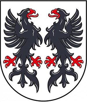 Chrast (Chrudim District) - Image: Znak města Chrast