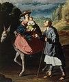 Zurbarán - La Fuite en Egypte, 1635 entre, 1640 et.jpg