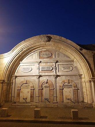 Sulayman Pasha al-Adil - Sebil Sebil in Jaffa