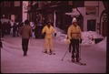 """NO SKIING IN THE STREETS"" SAYS THE REGULATION - NARA - 554275.tif"