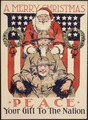 """Peace. Your Gift To The Nation. A Merry Christmas."" - NARA - 512601.tif"