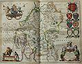 """Westmoria Comitatus, anglice Westmorland"" (21637523924).jpg"