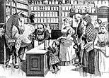 'Serum straight from the horse'., inoculation caricature Wellcome L0009827.jpg