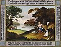 'The Peaceable Kingdom', oil on canvas painting by Edward Hicks, 1826, Philadelphia Museum of Art.jpg