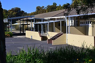 Pagewood, New South Wales - Image: (1)Pagewood Public School