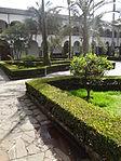 (Iglesia de San Francisco, Quito) Convento pic.ab04 interior courtyard.JPG