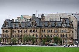 Bureau du Premier ministre et du Conseil privé — Wikipédia on