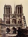 Édouard Baldus - Notre-Dame de Paris.jpg