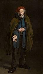 Édouard Manet: Beggar with a Duffle Coat (Philosopher)