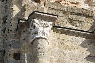 Albignac - The capital of the Church