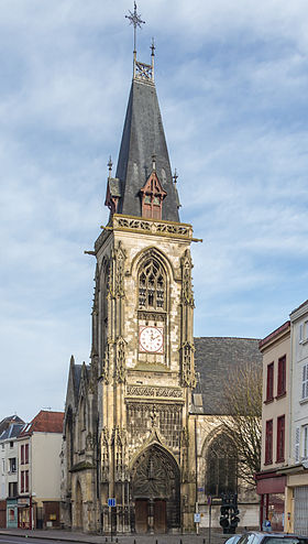 Image illustrative de l'article Église Saint-Leu d'Amiens