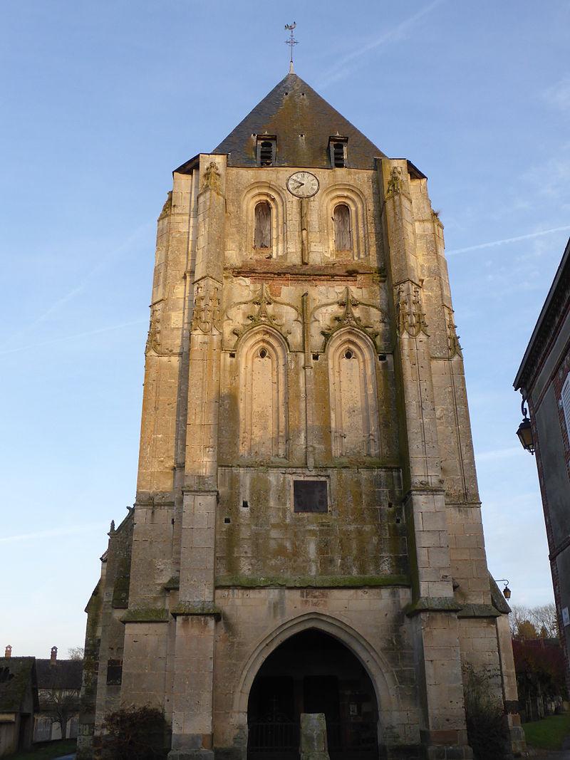 Église Saint-Pierre de Blévy