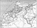 État actuel de l'occupation du Maroc, Mai 1913.jpg