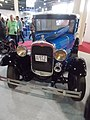 Óbuda University Ford Model A, Automotive 2017 Hungexpo.jpg