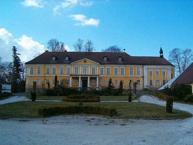zámek Čekanice