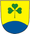 Coat of arms of Černošice